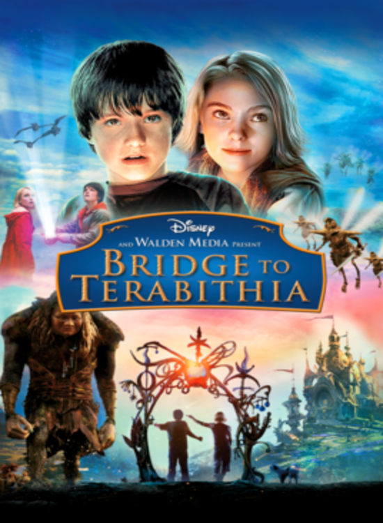 Bridge To Terabithia (2007) Tamil Dubbed Drama Movie Online Free Watch