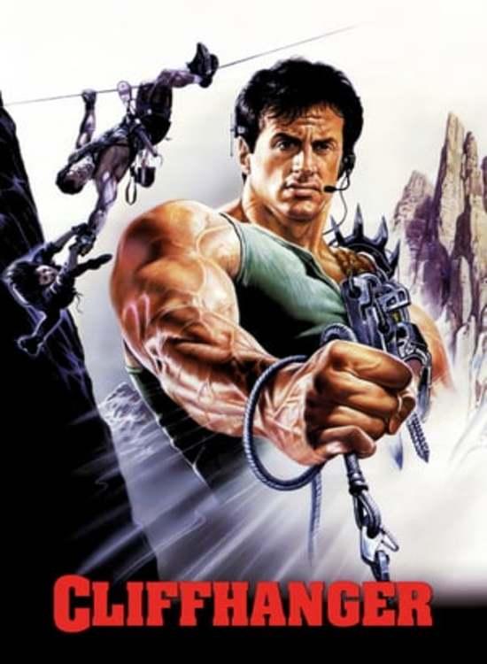 Cliffhanger (1993) Tamil Dubbed Thriller Hollywood Movie Online Watch