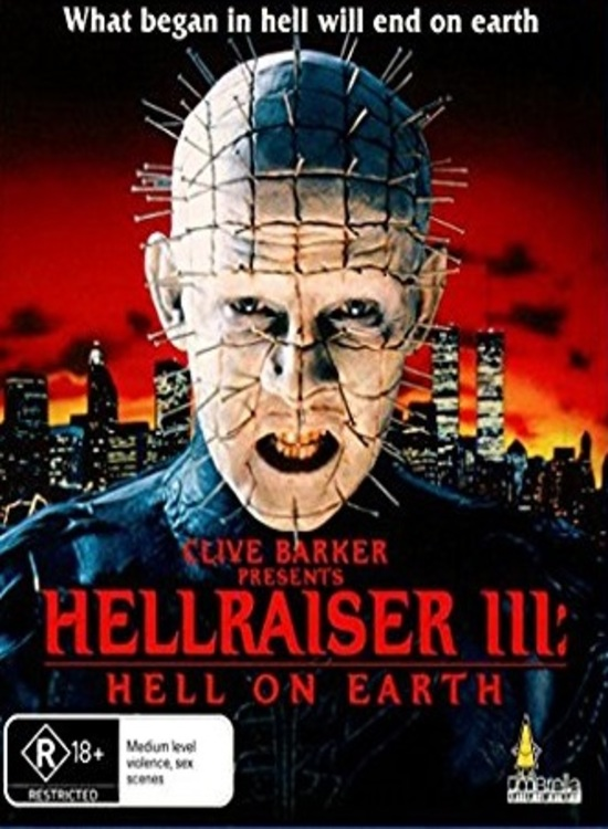 Hellraiser Iii Hell On Earth 1992 Tamil Dubbed Hollywood Horror