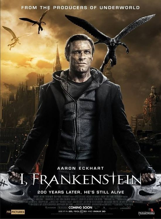 I, Frankenstein (2014) Tamil Dubbed Hollywood Fantasy Movie Online Free Watch