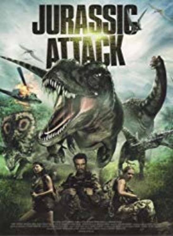 Jurassic Attack (2013) Tamil Dubbed Science Fiction Hollywood Movie Online Free Watch