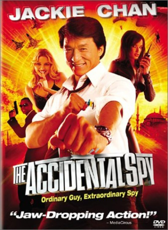 Jackie Chan Movie: The Accidental Spy (2001) Tamil Dubbed Hollywood Movie Free Online Watch