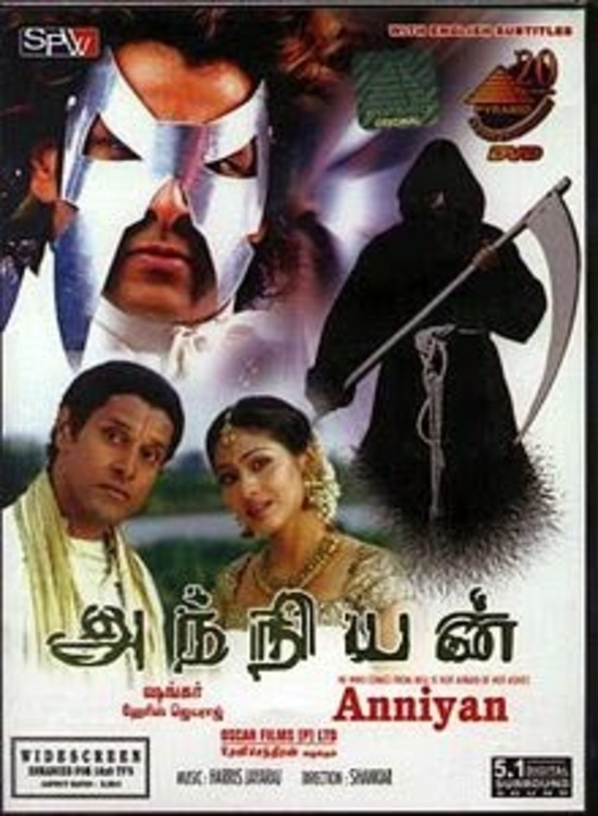 Anniyan (2005) Tamil Vikram Full Length Movie Online Watch