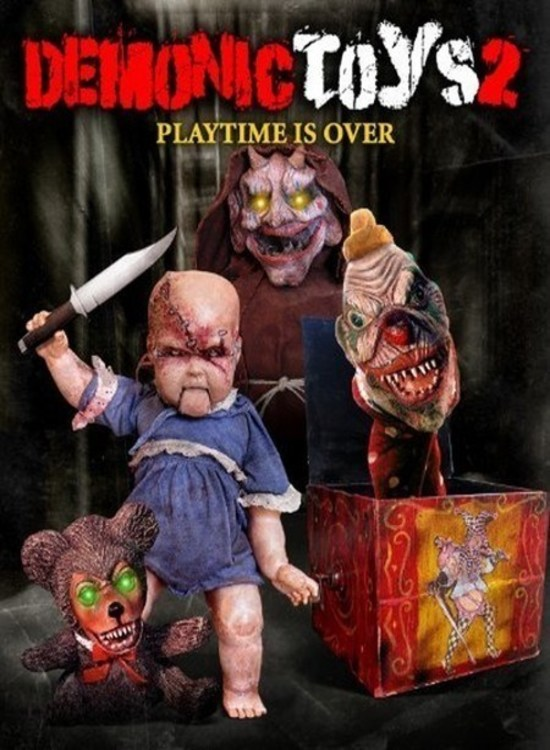 Demonic Toys 2: Personal Demons (2010) Tamil Dubbed Horror Hollywood Movies Online Watch Free